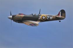 Paul Buckrells' Spitfire